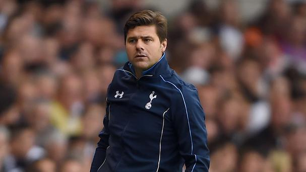 Tottenham head coach Mauricio Pochettino has yet to see his side win this season
