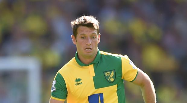 Wes Hoolahan was singled out for praise by Norwich boss Alex Neil