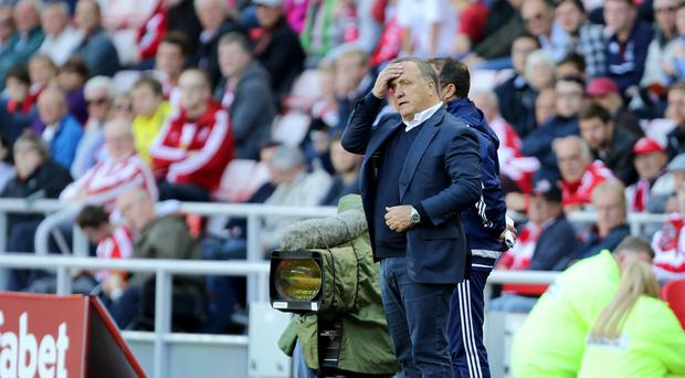 Sunderland head coach Dick Advocaat is convinced the points will come