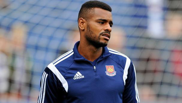Striker Ricardo Vaz Te left West Ham in January this year