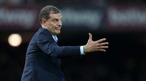West Ham manager Slaven Bilic has led his side to fifth in the Barclays Premier League table