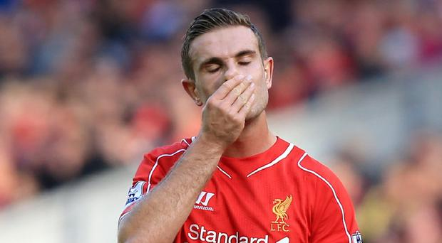 Jordan Henderson needs surgery on to repair a broken foot
