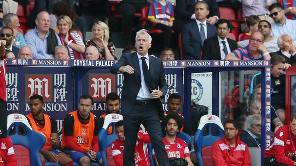 Alan Pardew says Crystal Palace will go on the attack at Spurs