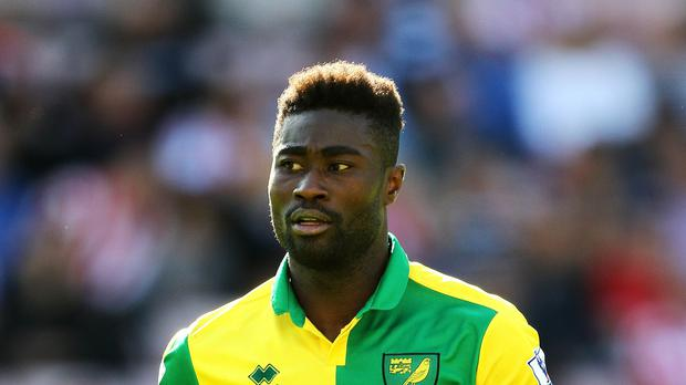 Alex Tettey knows Norwich face a difficult test at Liverpool