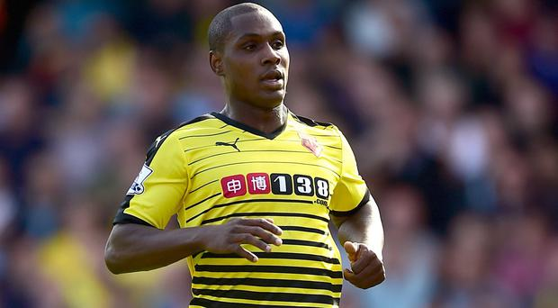 Odion Ighalo's double was enough to get Watford the three points at Newcastle