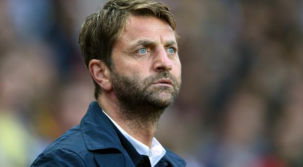 Tim Sherwood has won nine of his 23 games as Aston Villa boss