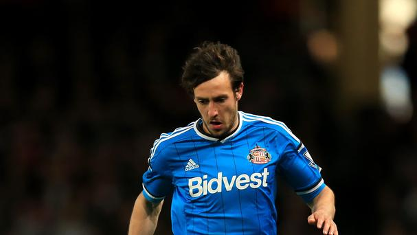 Will Buckley is not in Sunderland's plans this season