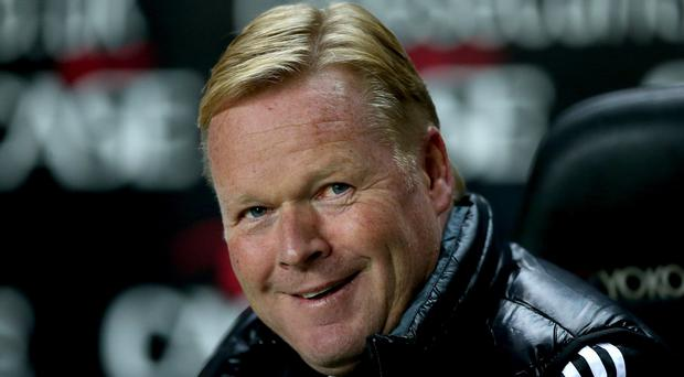 Southampton manager Ronald Koeman believes his club is expertly run