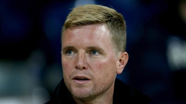 Bournemouth manager Eddie Howe is wary of the threat posed by Stoke