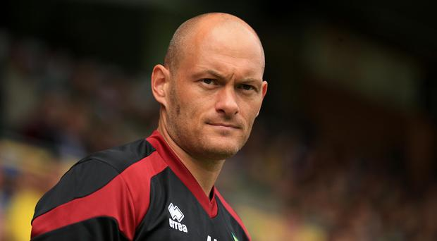 Alex Neil wants there to be competition for places in Norwich's attack
