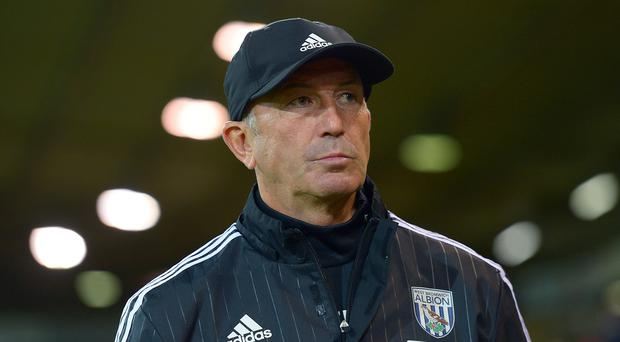 West Brom boss Tony Pulis has sympathy for fellow managers.