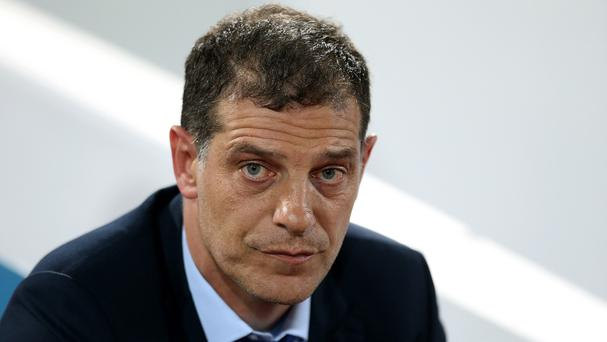 Slaven Bilic wants his side to enjoy their good start without getting carried away
