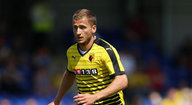Almen Abdi is hopeful that Watford can maintain their recent run of form