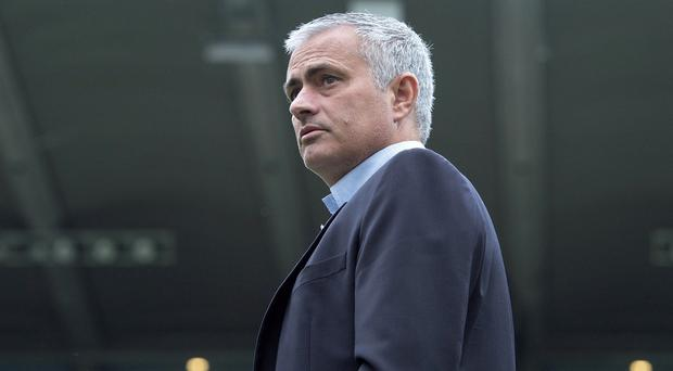 Chelsea manager Jose Mourinho was horrified by his team's first-half display at Newcastle