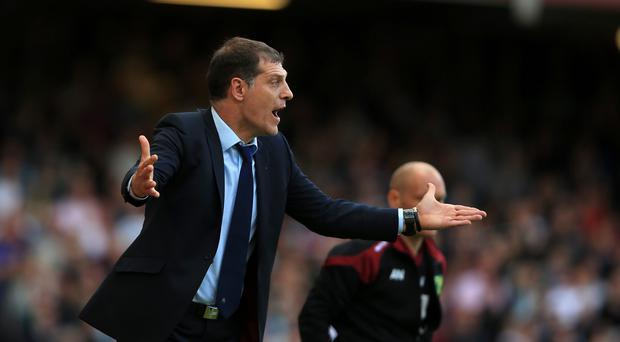 West Ham manager Slaven Bilic believes work-rate will be the key for his team this season.