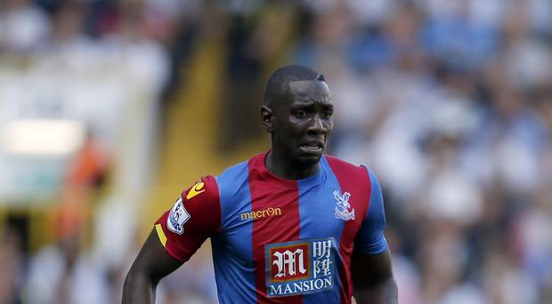 Yannick Bolasie has committed his future to Crystal Palace