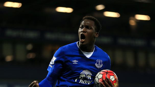Everton's Romelu Lukaku scored twice and grabbed an assist as they came from behind to beat West Brom 3-2.