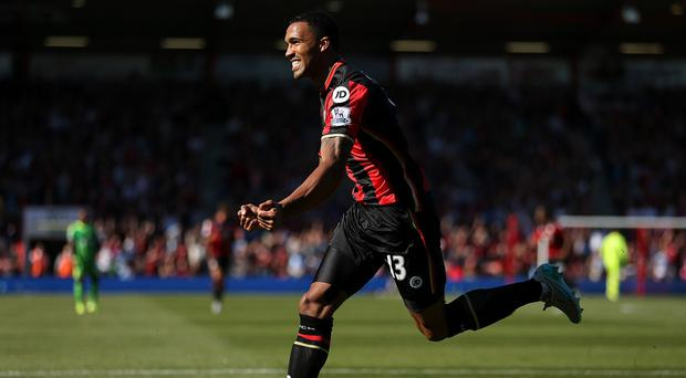 Bournemouth forward Callum Wilson had been in impressive form prior to his injury
