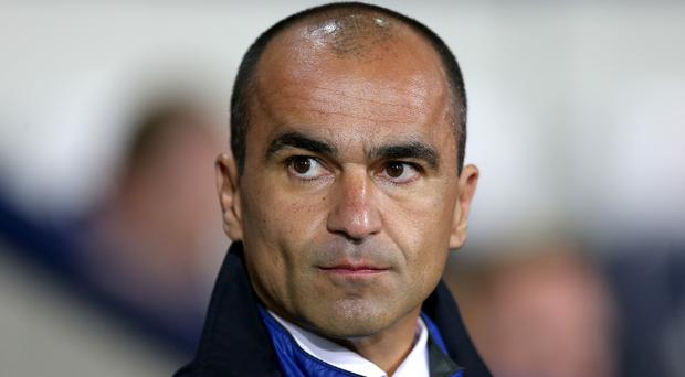 Roberto Martinez's Everton are unbeaten in six matches in all competitions