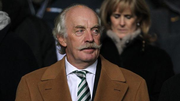 Celtic majority shareholder Dermot Desmond believes change is coming