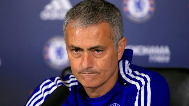 Chelsea manager Jose Mourinho, pictured, has been cleared of using discriminatory language towards Eva Carneiro by the FA