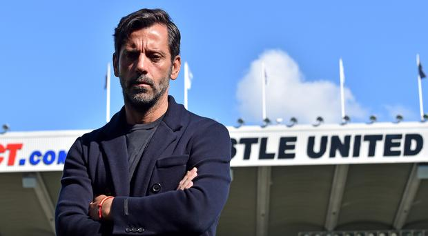Quique Sanchez Flores became Watford's fifth manager in 12 months