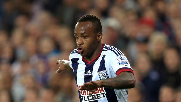 Saido Berahino could make it three in three this weekend