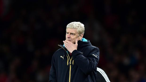Arsenal manager Arsene Wenger hit back at criticism of his team as