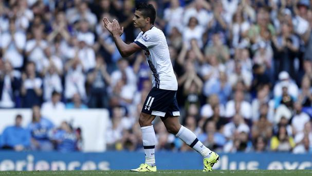 Tottenham's faith in Erik Lamela is starting to pay off