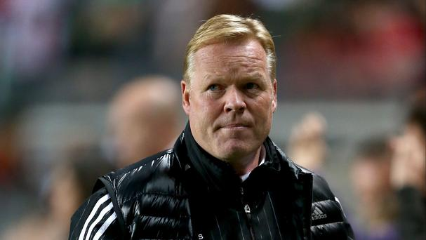 Southampton manager Ronald Koeman is out to pile on the misery for Chelsea