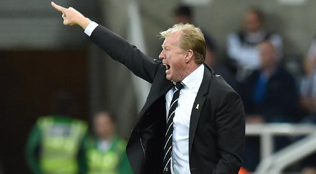 Newcastle head coach Steve McClaren is refusing to be carried away by one good performance