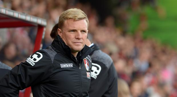 There was frustration for Eddie Howe as Bournemouth were held