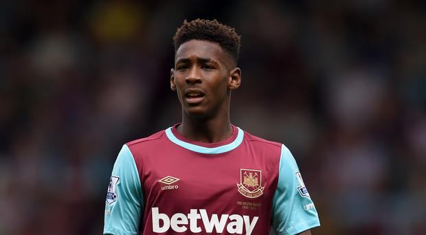 West Ham's Reece Oxford is missing from the England squad for the Under-17s world Cup