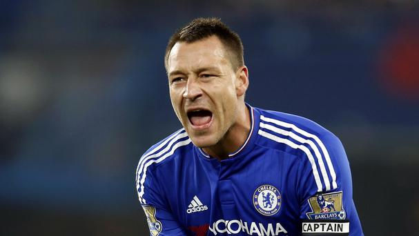 Chelsea captain John Terry has called on the players to unite behind under-pressure manager Jose Mourinho