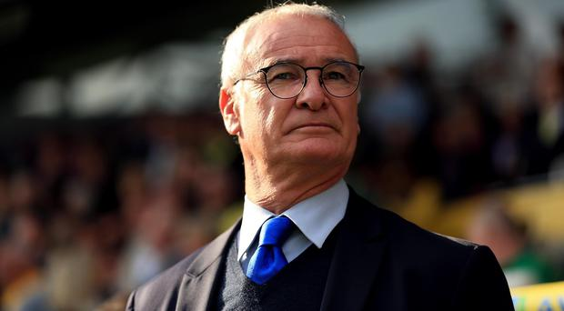 Claudio Ranieri was proud of his team's display at Norwich