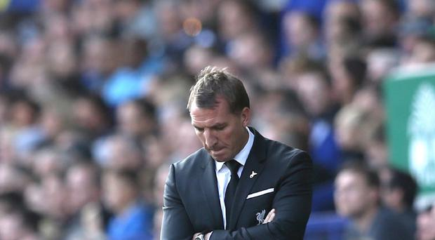 There is no drama for Liverpool manager Brendan Rodgers despite another disappointing display.