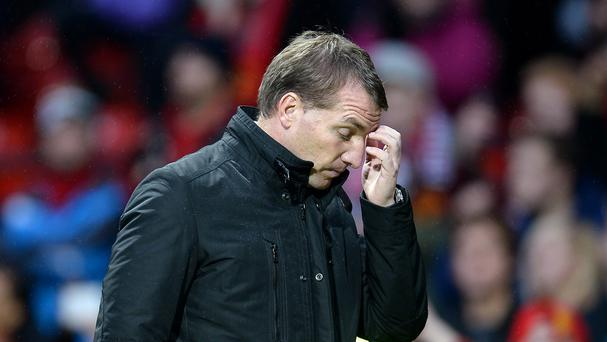 Time has run out for Brendan Rodgers at Liverpool