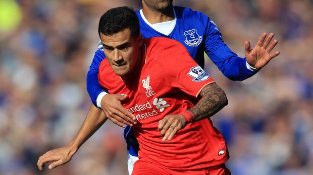 Philippe Coutinho has pulled out of Brazil's squad because of injury