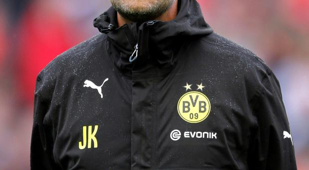 Wanted man: Jurgen Klopp is favourite for the Liverpool job