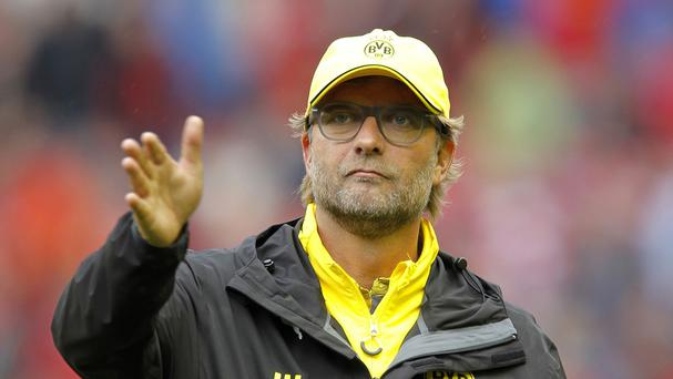 Jurgen Klopp will be happy to work with Liverpool's existing squad.