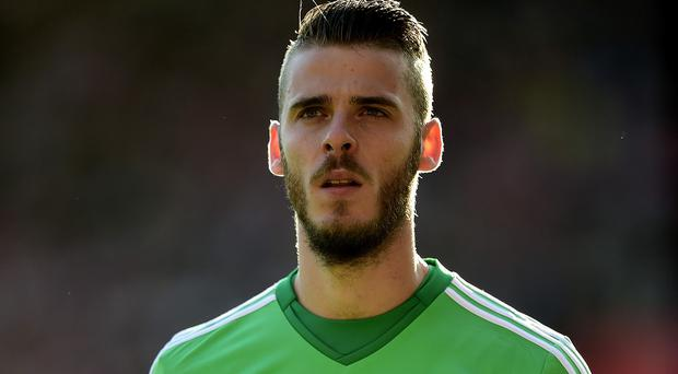 David de Gea's proposed move to Madrid fell through at the last minute