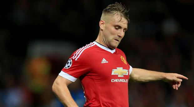 Luke Shaw is facing a lengthy spell on the sidelines