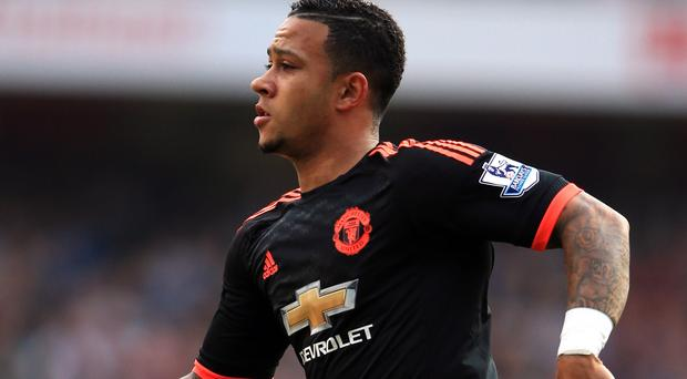 Manchester United signed Memphis Depay over the summer.