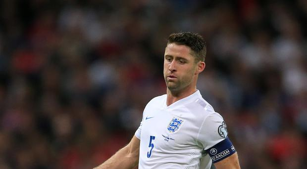 Gary Cahill, who captained England in the 2-0 win over Estonia, wants to see Chelsea start making their own luck.