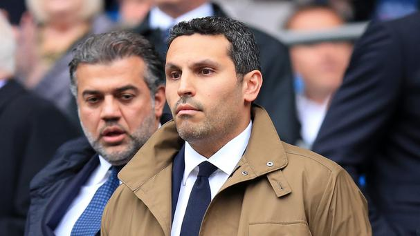 Manchester City chairman Khaldoon Al Mubarak has hailed a first-ever profit but said last season was