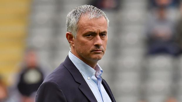 Jose Mourinho has been handed a suspended one-match stadium ban