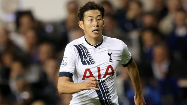 Son Heung-Min has not yet recovered from the foot injury sustained against Manchester City