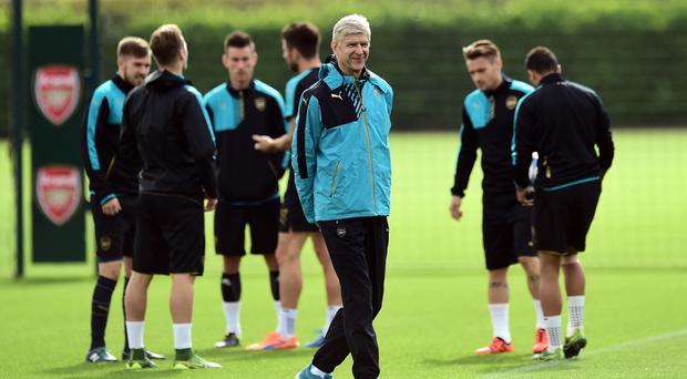 Arsene Wenger has been in charge of Arsenal since September 1996