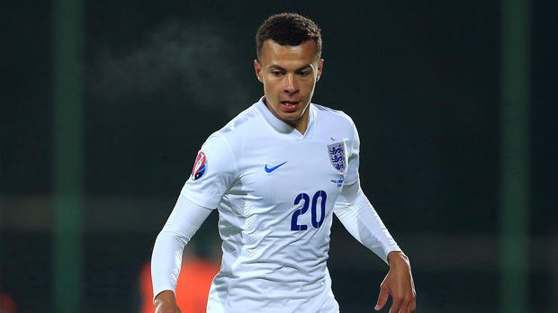Dele Alli has made his first appearances for England