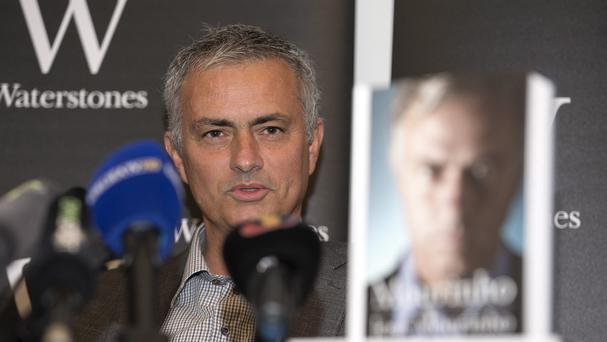 Jose Mourinho has come out fighting